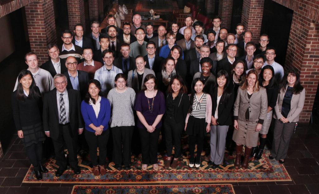 Princeton E-ffiliates Partnership group photo