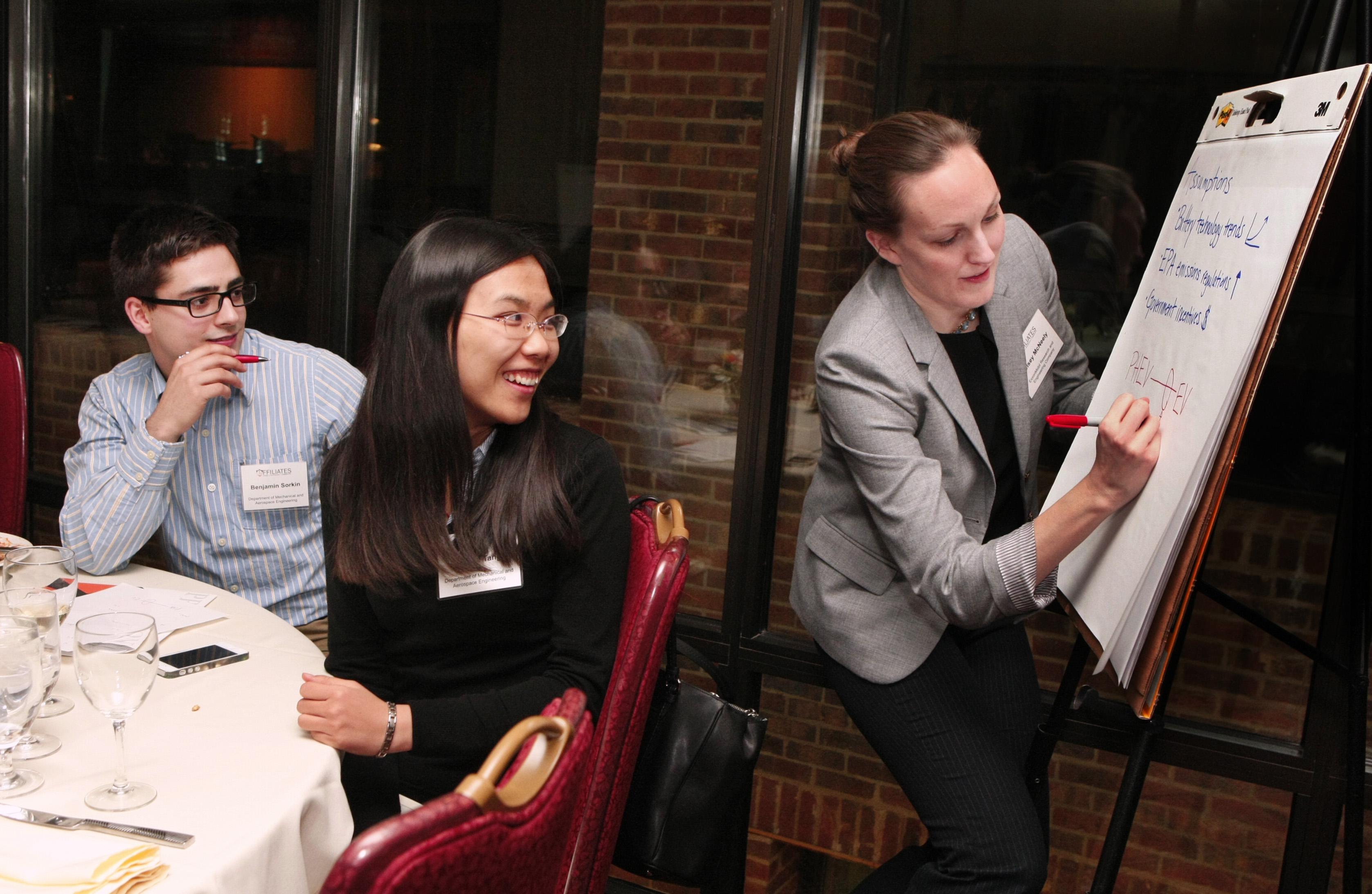 Princeton E-ffiliates Partnership 2016 Retreat