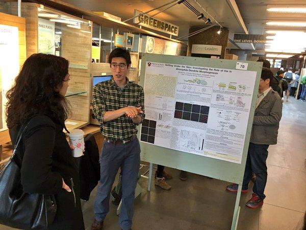 Princeton Research Day 2016