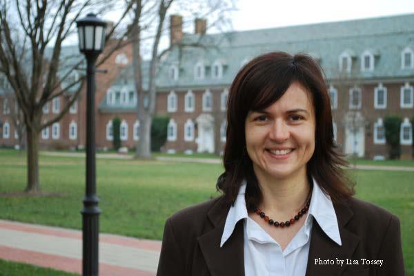 Highlight Seminar Series: Cristina Archer, University of Delaware