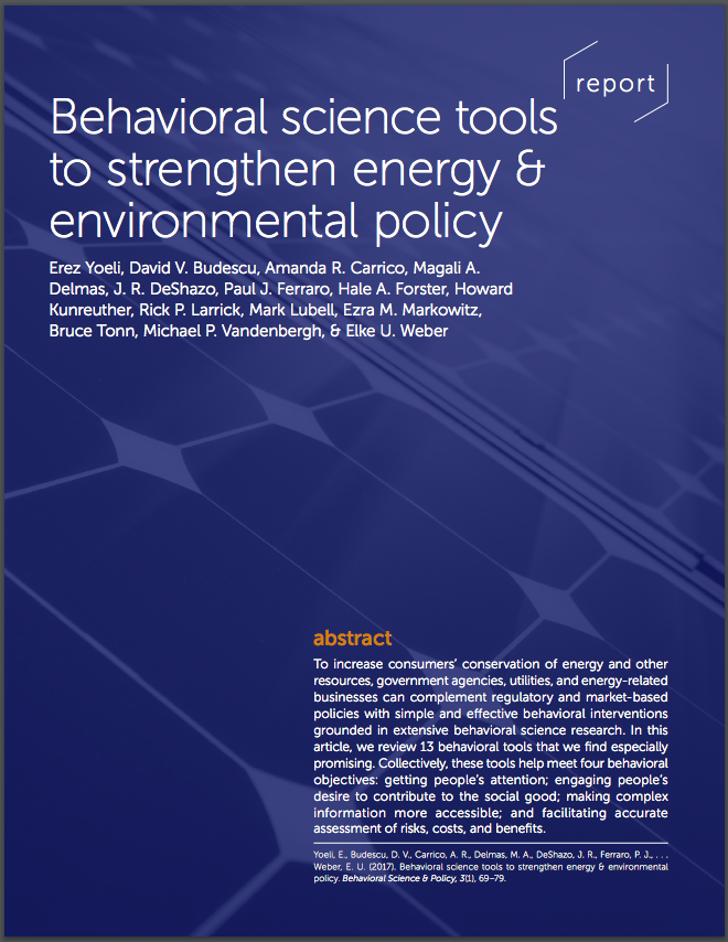 Leadership in Energy Innovation and Environmental Consideration