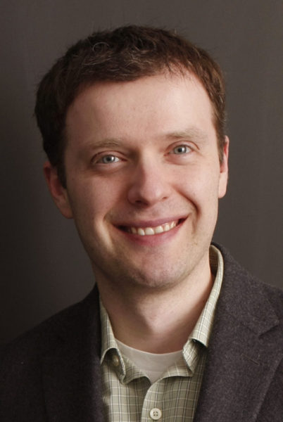 Headshot of Associate Professor Barry Rand