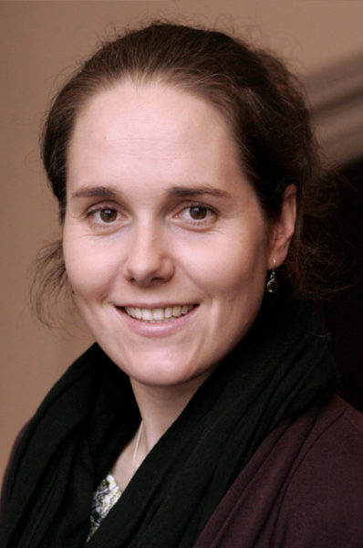 Headshot of Associated Professor Claire White