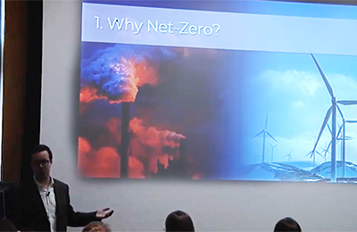 TalkWhat will it take for the United States to build a net-zero emissions energy system? To avoid the worst impacts of climate change, global emissions of CO2 must fall to zero by roughly mid-century and go net negative soon thereafter.