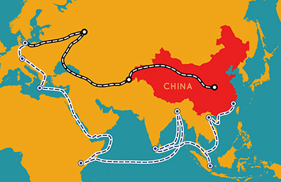 How might China's Belt and Road Initiative impact the pace of environmental progress and decarbonization?