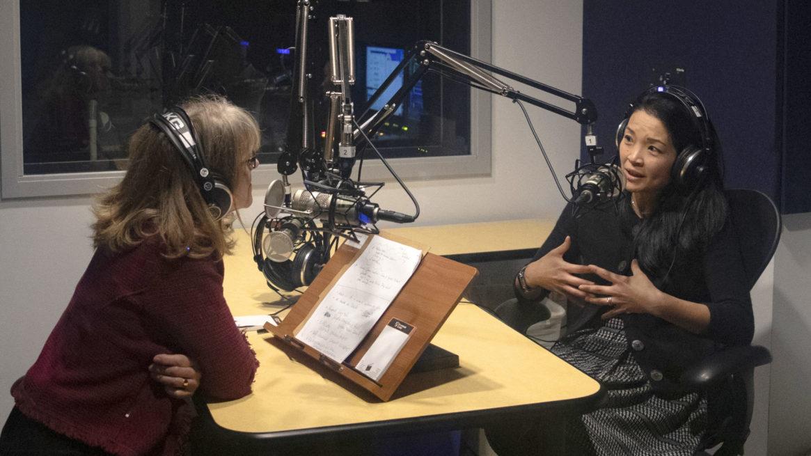 Lynn Loo on 'She Roars' podcast