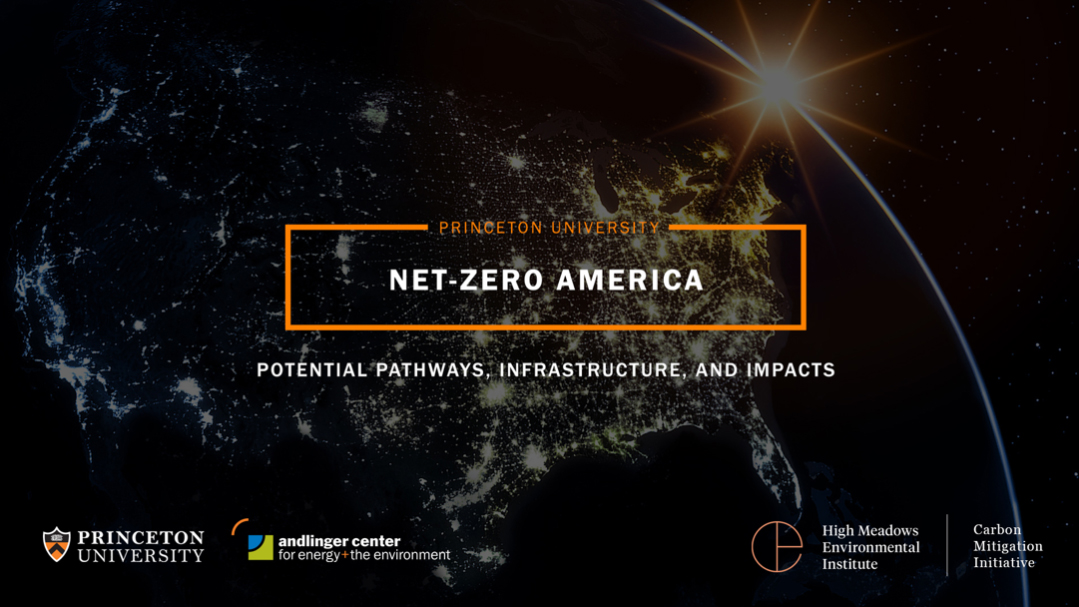 Report (pdf)The 345-page interim report that outlines five distinct technological pathways for the United States to decarbonize its entire economy.