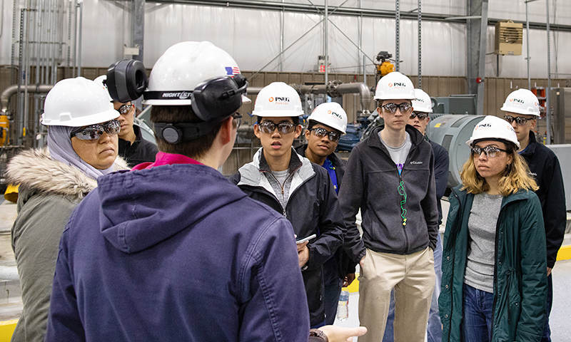 This program focuses on studies of current energy resources, the development of energy systems that support sustainable economic growth and environmental harmony, and an understanding of global climate and environmental change. Students interested in pursuing graduate studies or careers in fields related to energy, as well as students who desire a more technical grasp of the world's energy landscape, will be exposed to a broad spectrum of energy technologies.