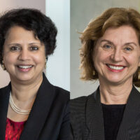 Workshop: Anu Ramaswami and Elke Weber for M.S. Chadha Center for Global India