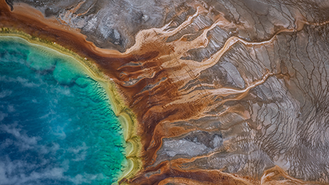This course provides a quantitative introduction to Solid Earth system science, focusing on the underlying physical and chemical processes and their geological and geophysical expression. Through the course we investigate the Earth starting from its basic constituents and continue through its accretion, differentiation, and evolution and discuss how these processes create and sustain habitable conditions on Earth's surface. Topics include nucleosynthesis, planetary thermodynamics, plate tectonics, seismology, geomagnetism, petrology, sedimentology and the global carbon cycle. Two field trips may be included, depending on public health restrictions due to the COVID-19 pandemic.