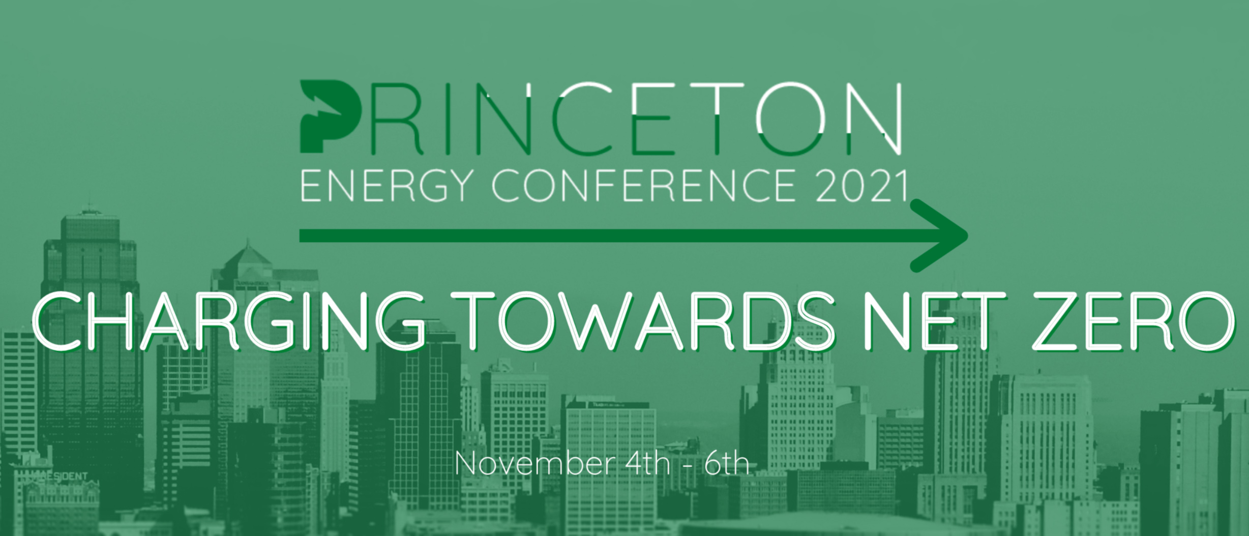 """The virtual conference """"Charging towards Net Zero"""" brings together industry professionals, researchers, academics, investors, analysts, students, and other community members that are spirited about the future of the energy industry and new technologies. November 4-6"""